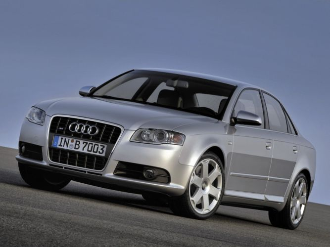 Audi S4 Sedan 2005 wallpaper