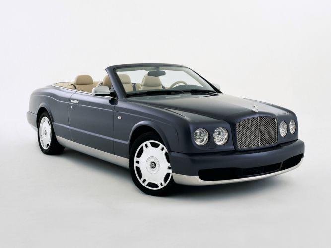 Bentley Arnage Drophead Coupe Concept 2005 wallpaper