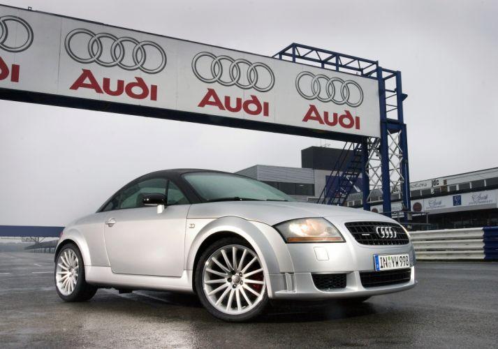 Audi TT Quattro Sport 2005 wallpaper