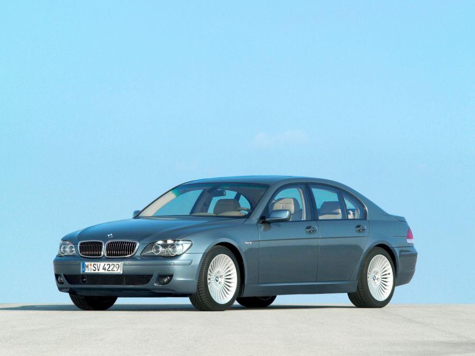 BMW 750i 2005 wallpaper