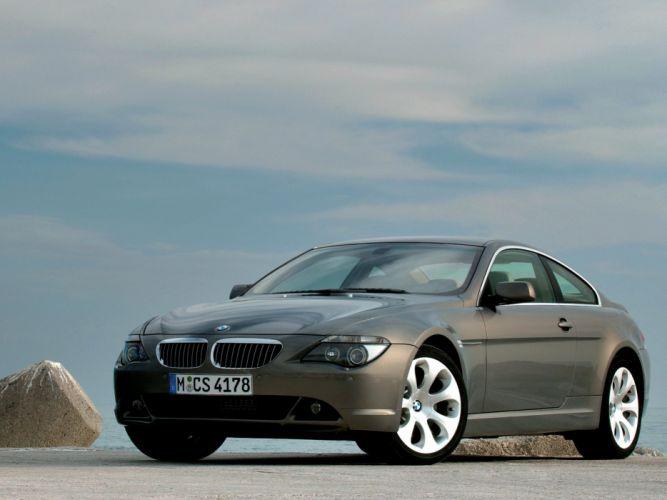BMW 645Ci Coupe 2004 wallpaper