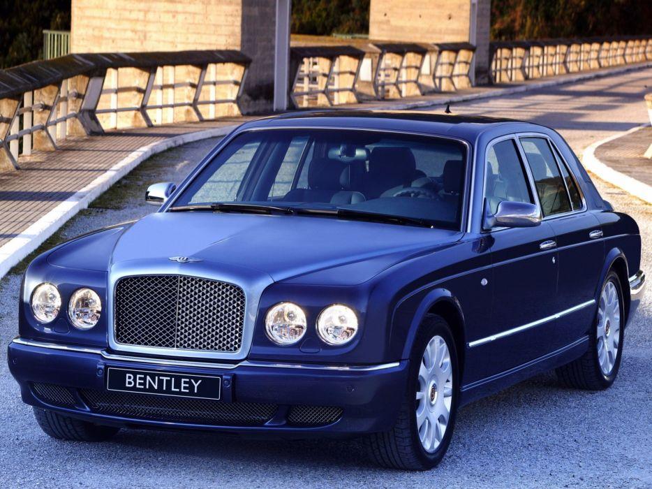 Bentley Arnage R 2005 wallpaper