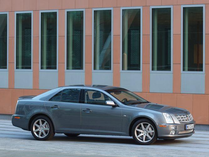 Cadillac STS 2005 wallpaper