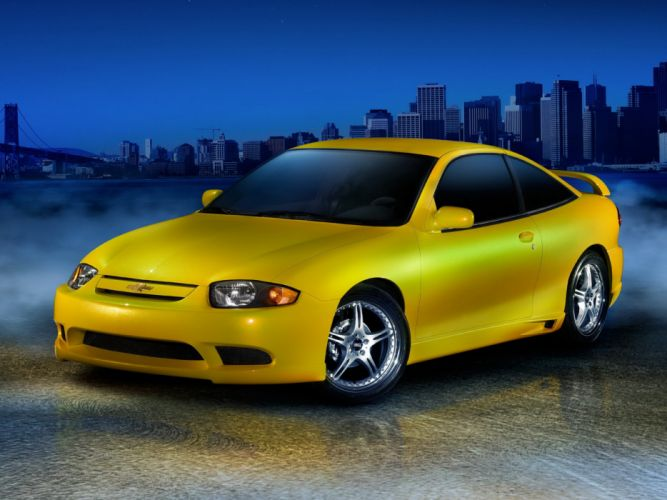 Chevrolet Cavalier Xtreme Concept 2004 wallpaper