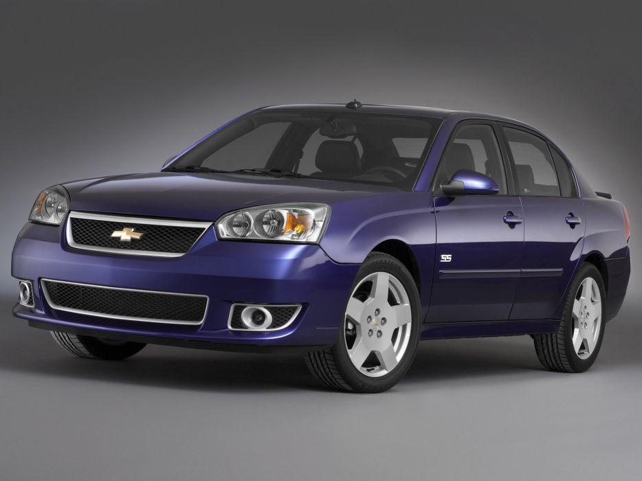 Chevrolet Malibu SS 2006 wallpaper