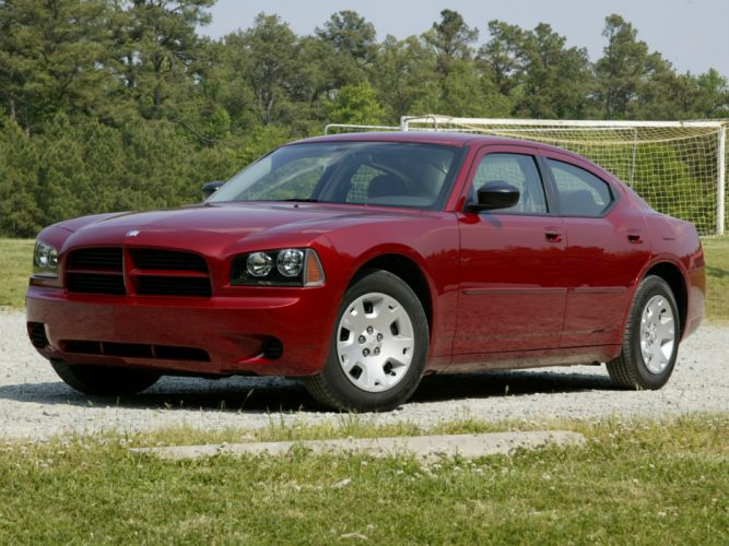 Dodge Charger 2006 wallpaper