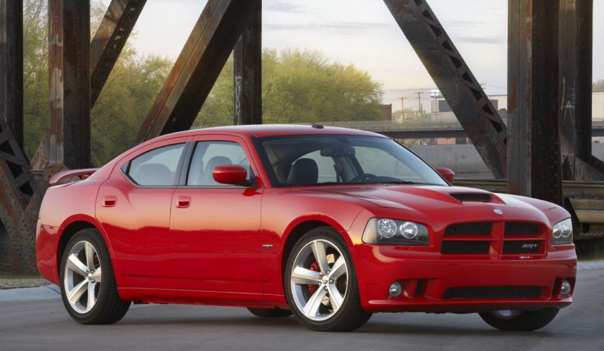 Dodge Charger SRT8 2006 wallpaper
