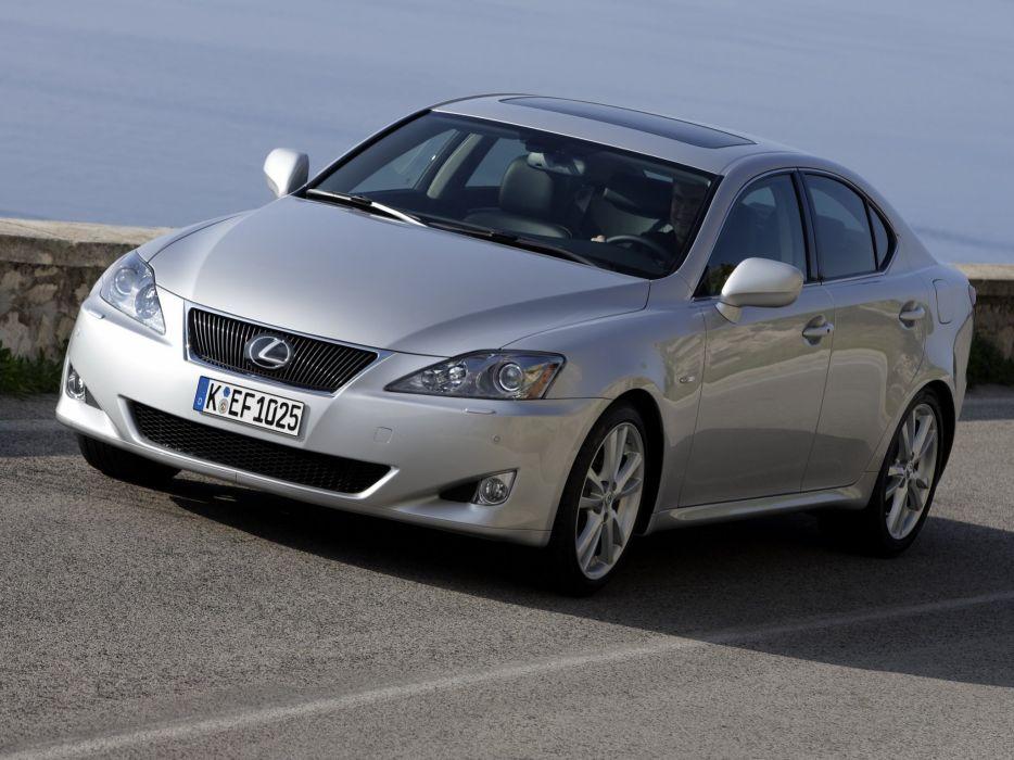 Lexus IS 250 2005 wallpaper