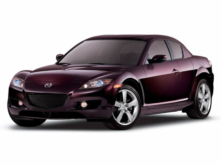Mazda RX-8 Shinka Special Edition 2005 wallpaper