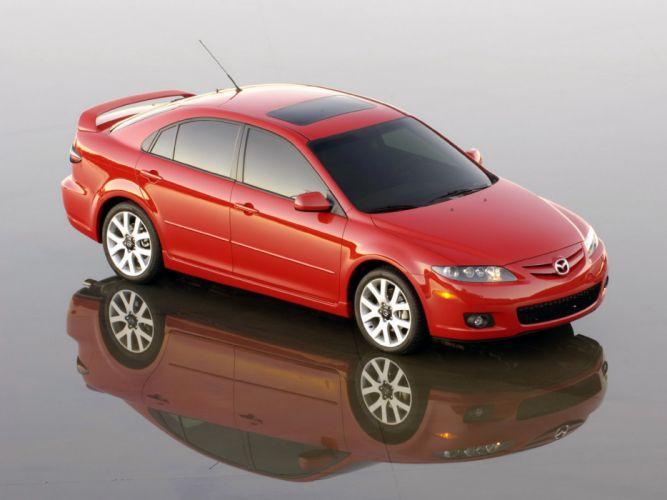 Mazda6 Sport Hatchback 2005 wallpaper