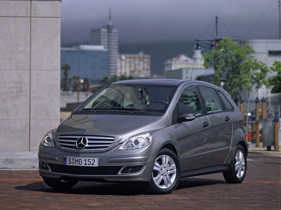 Mercedes-Benz B150 2005 wallpaper