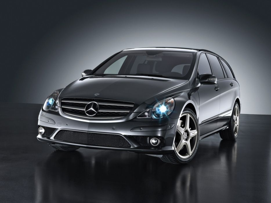 Mercedes-Benz R63 AMG Vision Concept 2005 wallpaper