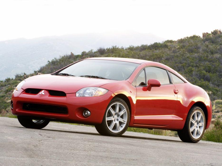 Mitsubishi Eclipse GT 2005 wallpaper