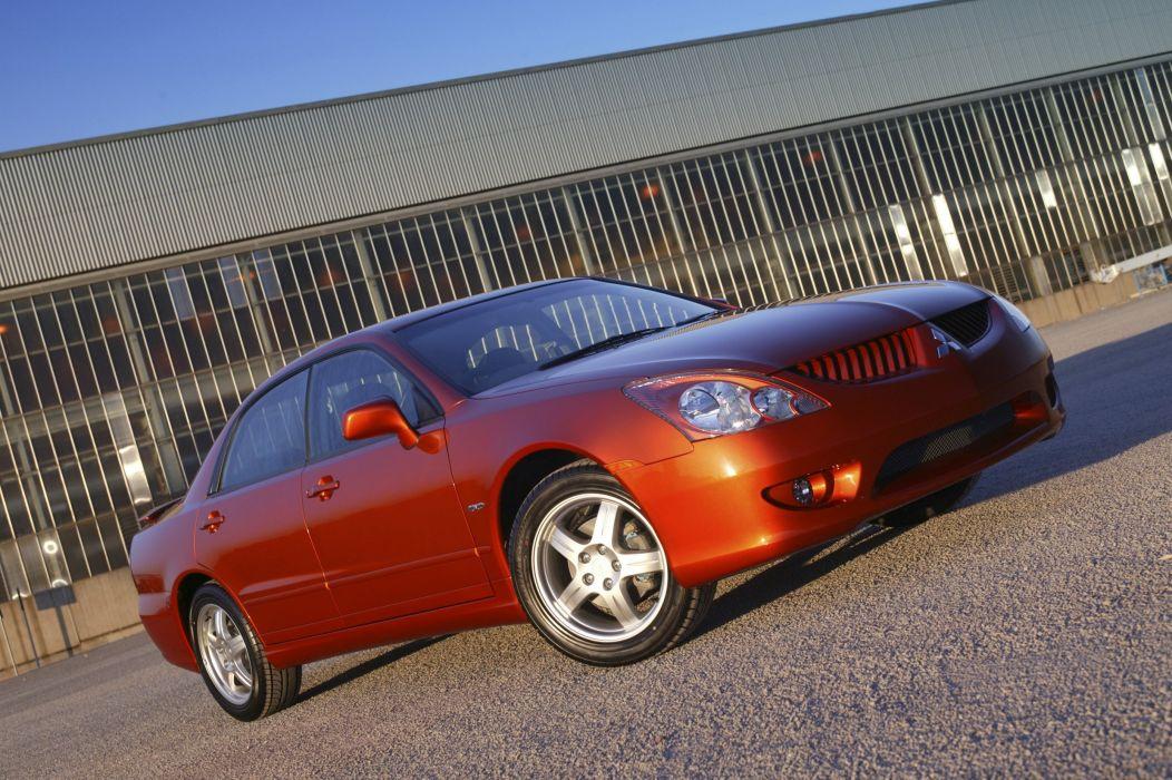 Mitsubishi Magna VR-X AWD Concept 2004 wallpaper