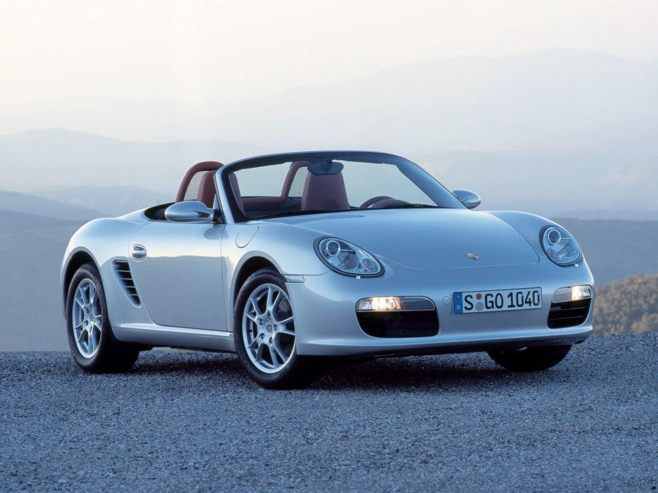 Porsche Boxster 2004 wallpaper