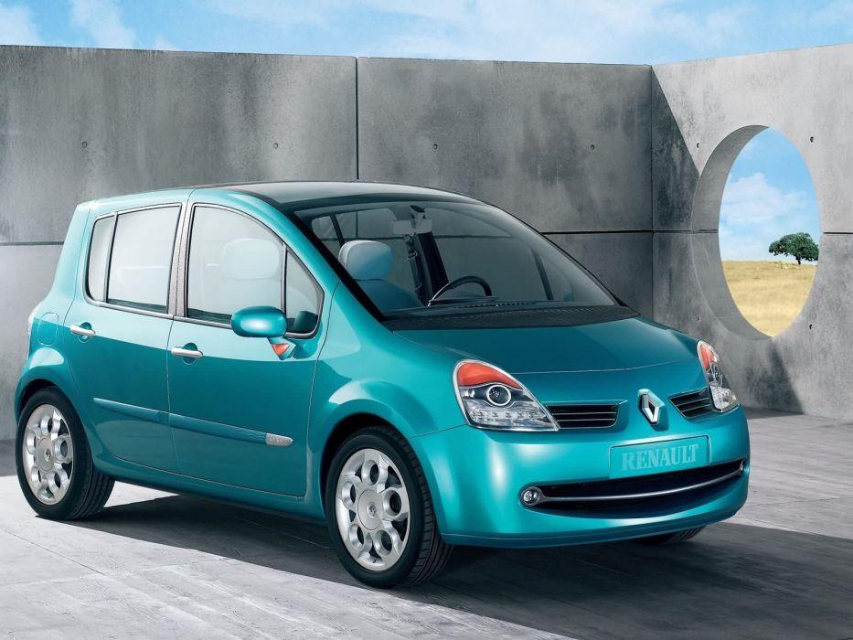 Renault Modus Concept 2004 wallpaper