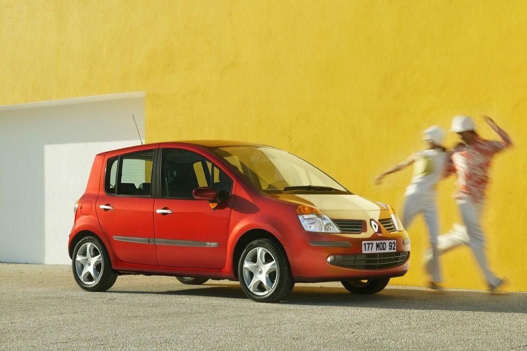 Renault Modus 2004 wallpaper