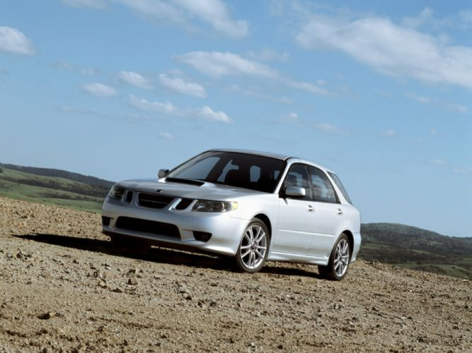 Saab 9-2X 2004 wallpaper