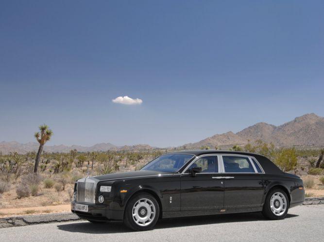 Rolls-Royce Phantom EWB 2005 wallpaper