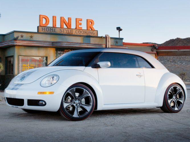 Volkswagen New Beetle Ragster Concept 2005 wallpaper