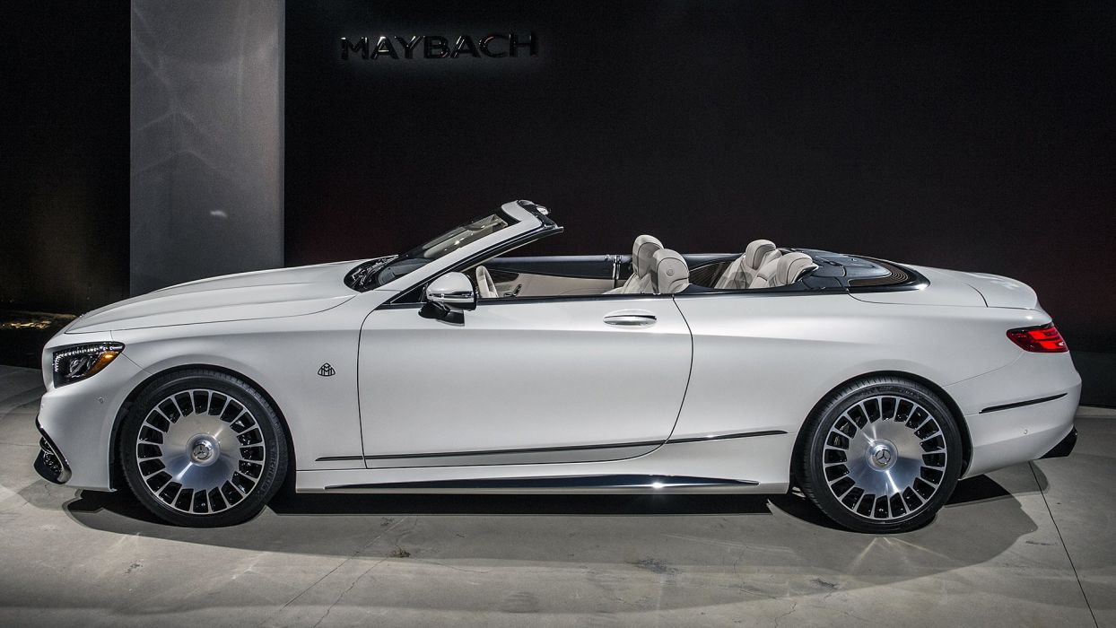 2017 benz cabriolet cars maybach mercedes s650 wallpaper