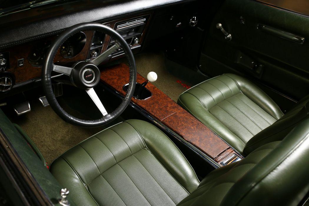 1969 Pontiac Firebird 400 Convertible cars green  wallpaper