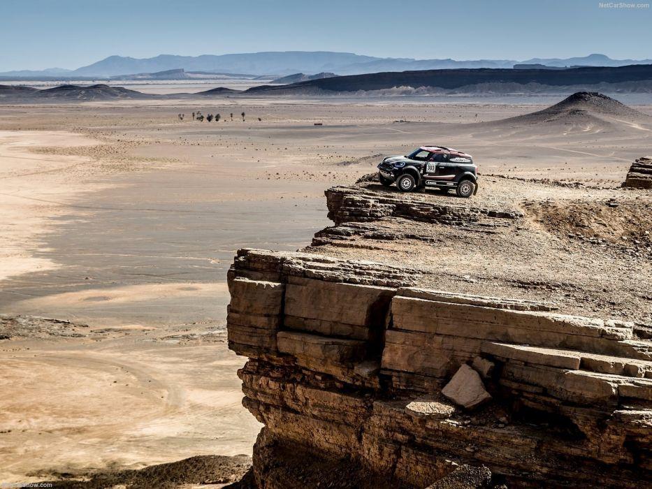 Mini John Cooper Works Rally cars 2017 awd wallpaper