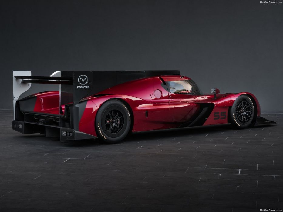 Mazda RT24-P Racecars cars endurance LMP1 wallpaper