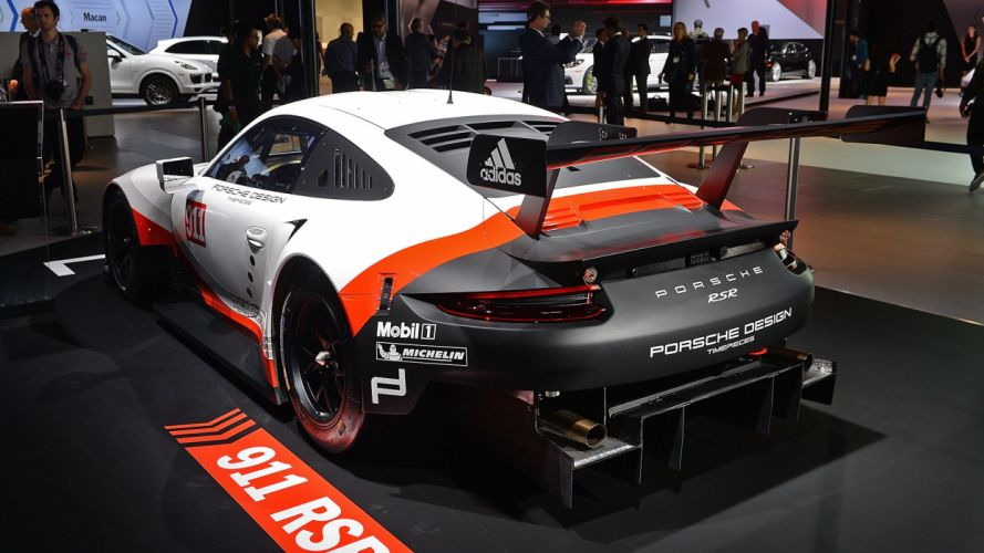 2017 Porsche 911 RSR racecars cars wallpaper
