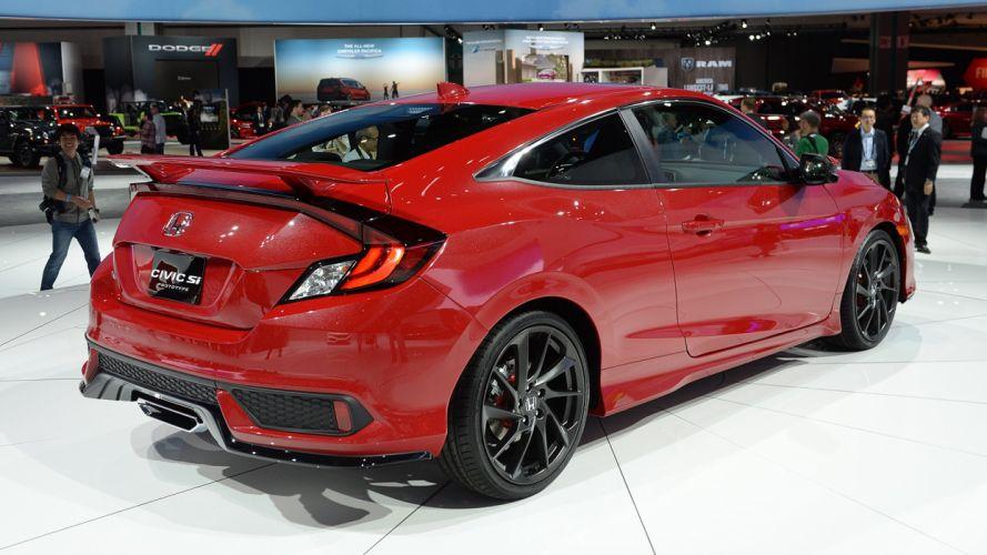 Honda Civic (Si) Concept cars 2016 wallpaper