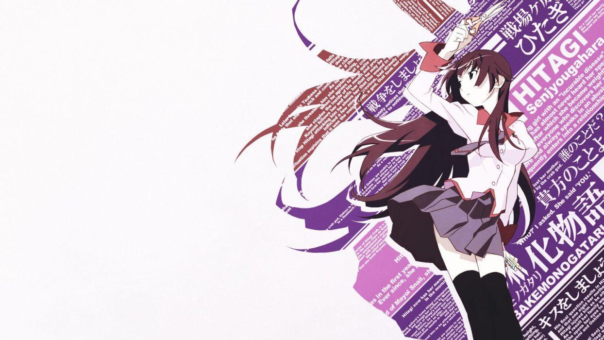Monogatari Series (55) wallpaper