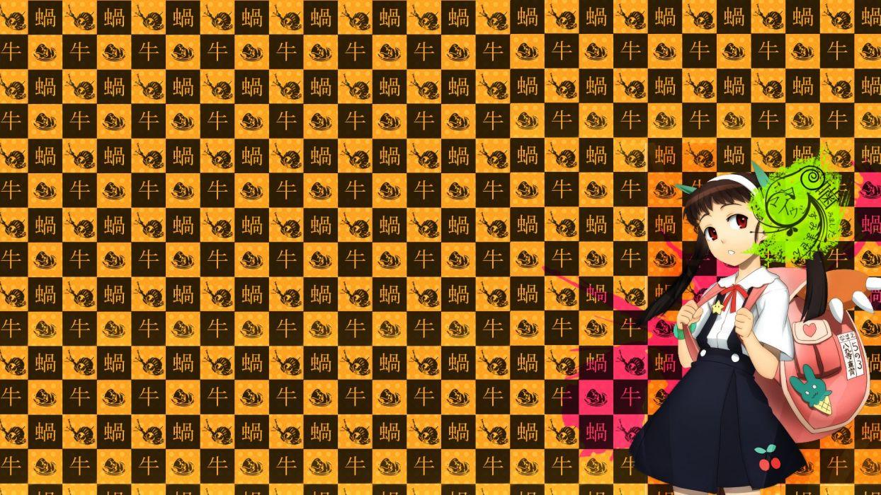 Monogatari Series (60) wallpaper