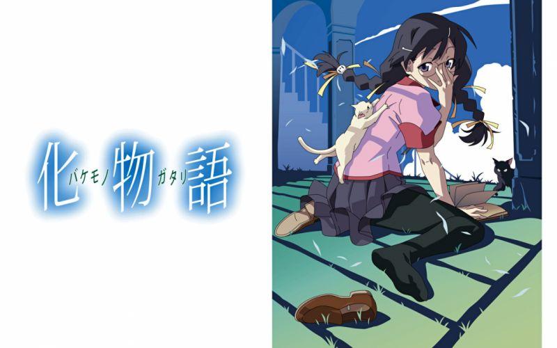 Monogatari Series (100) wallpaper