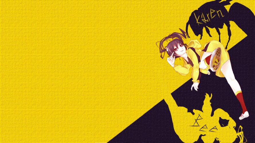 Monogatari Series (238) wallpaper