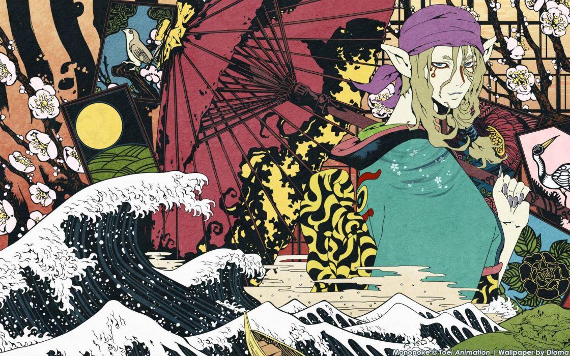 Mononoke (1) wallpaper