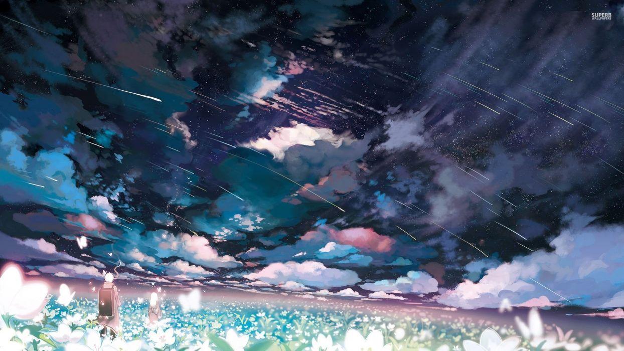 Mushishi (7) wallpaper