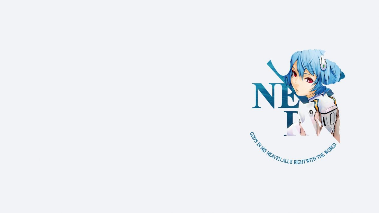 Neon Genesis Evangelion (16) wallpaper