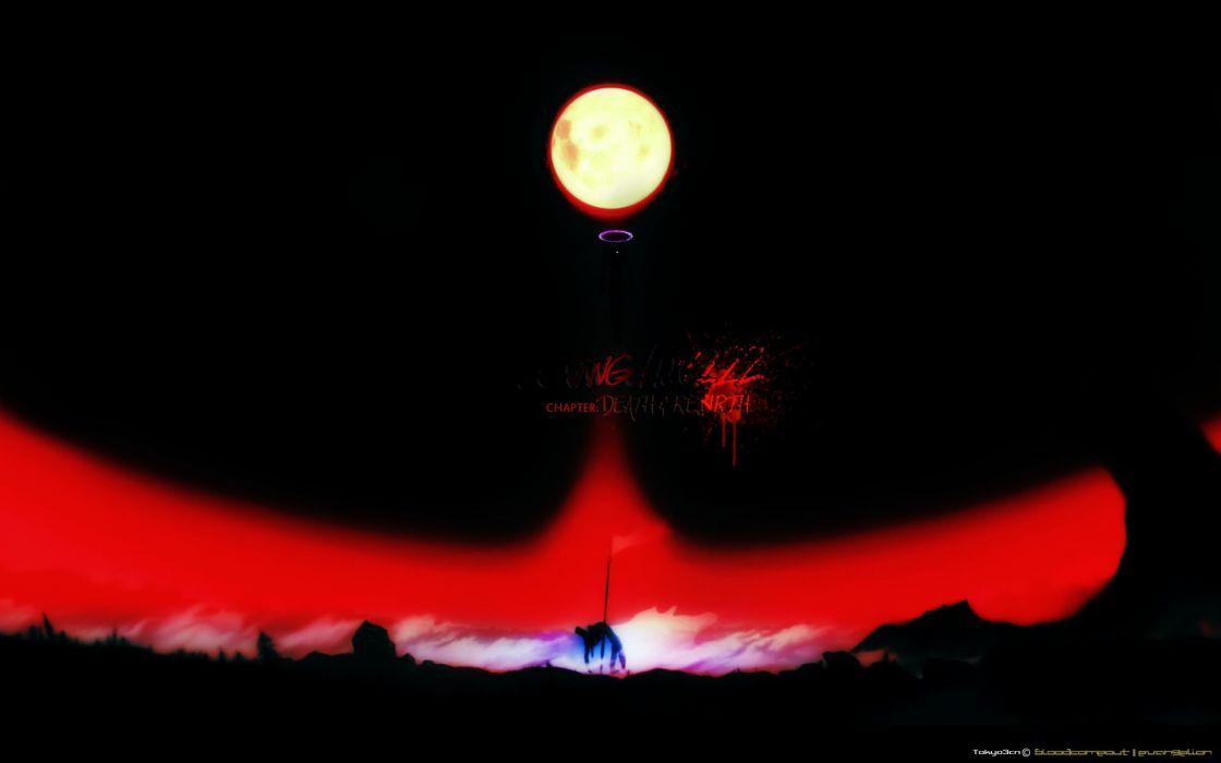 Neon Genesis Evangelion (35) wallpaper
