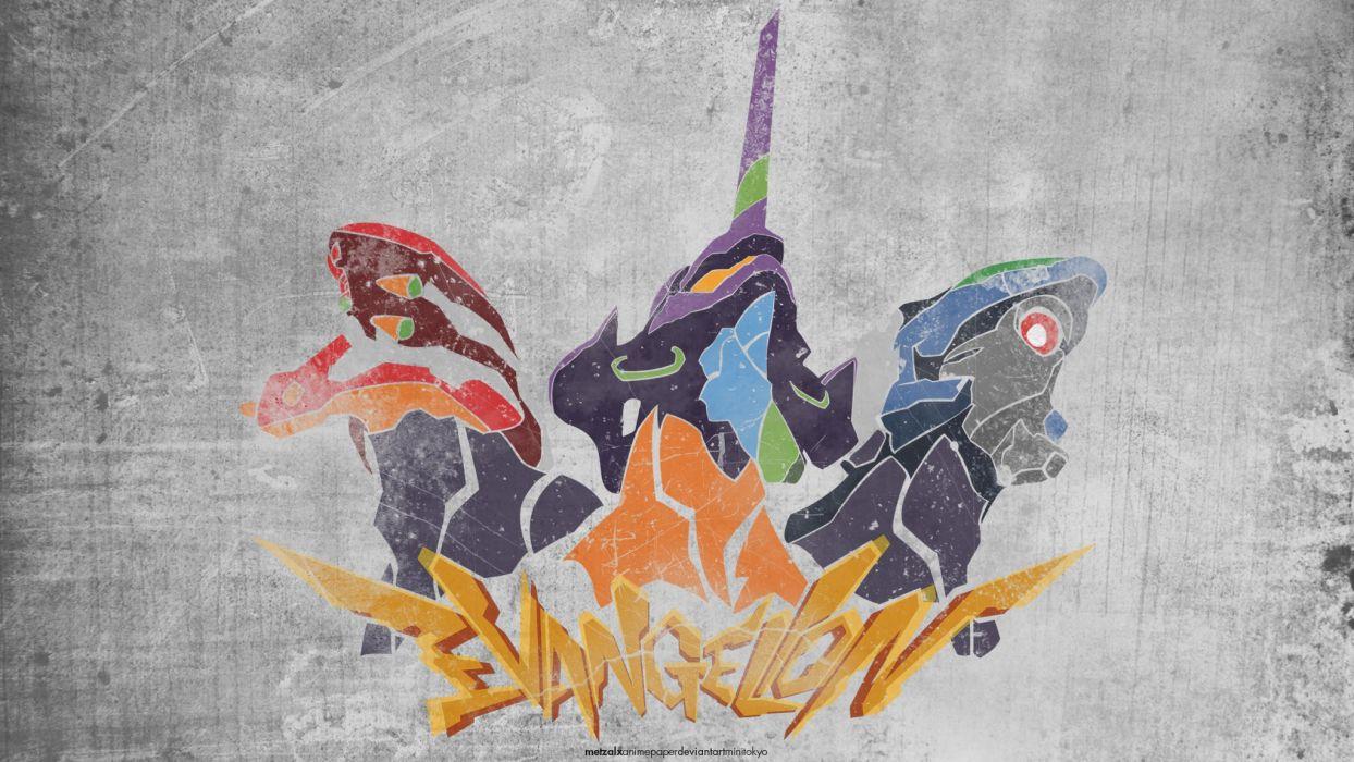 Neon Genesis Evangelion (72) wallpaper