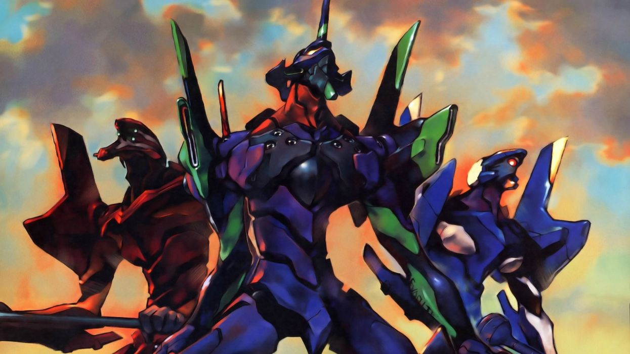 Neon Genesis Evangelion (133) wallpaper
