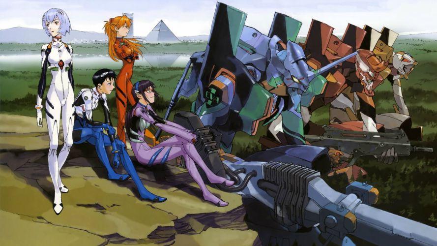 Neon Genesis Evangelion (137) wallpaper