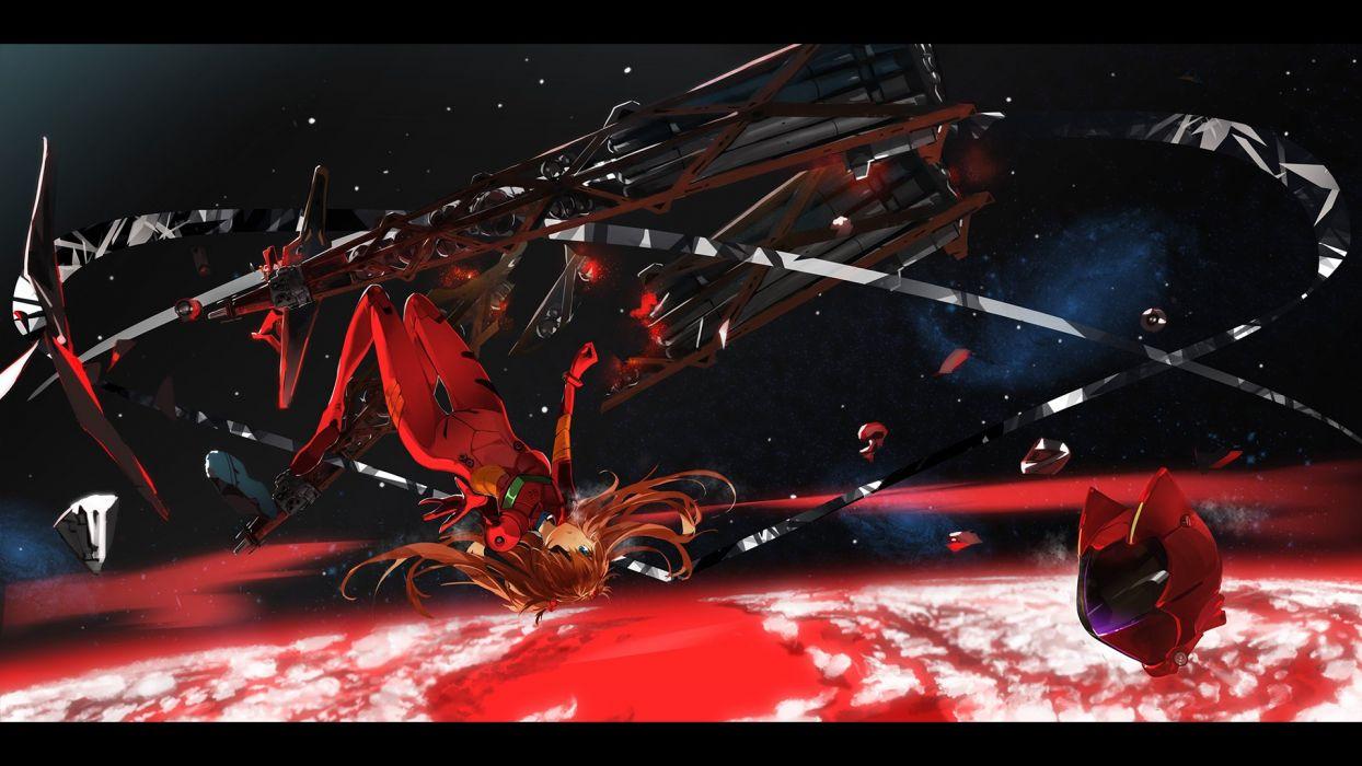 Neon Genesis Evangelion (239) wallpaper
