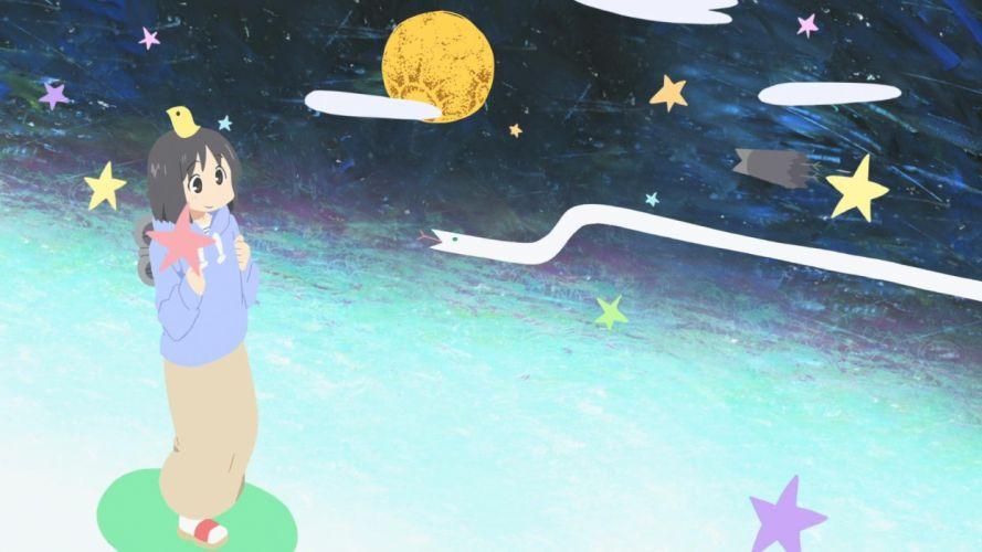Nichijou (13) wallpaper