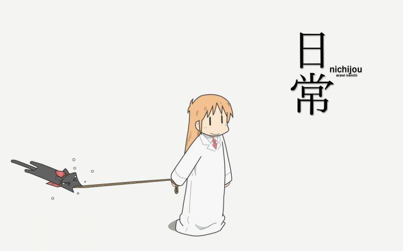 Nichijou (4) wallpaper