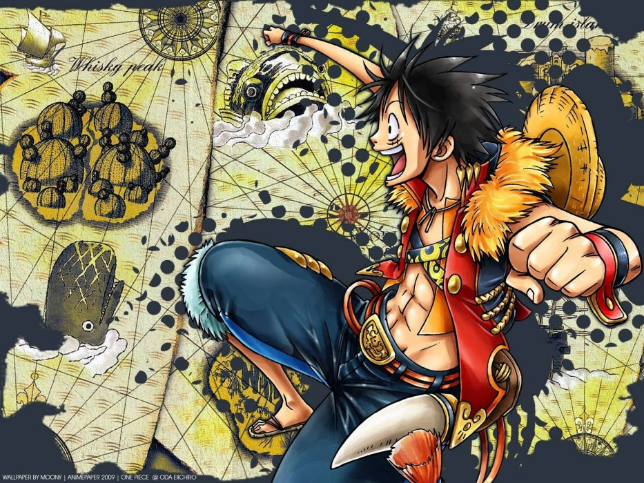 One Piece (33) wallpaper