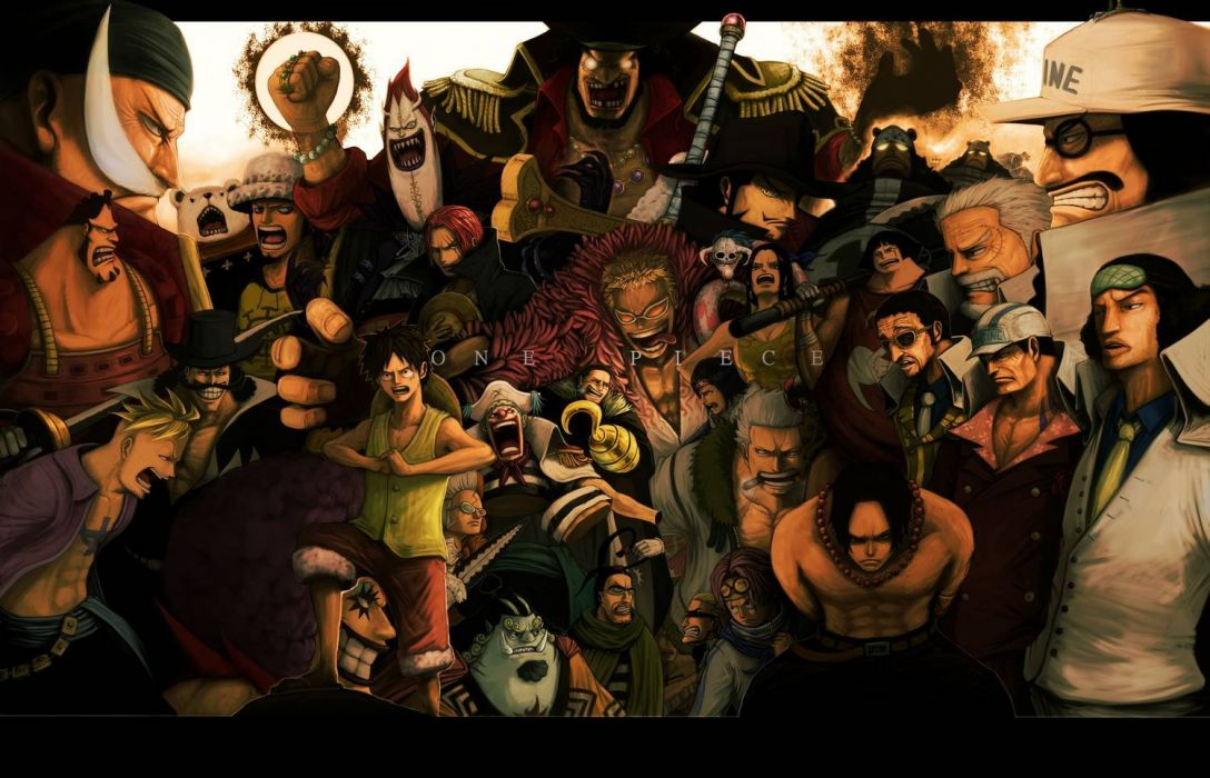One Piece (41) wallpaper