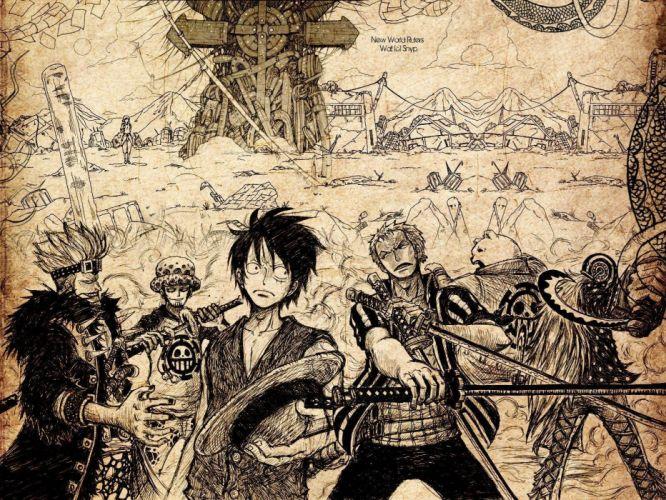 One Piece (44) wallpaper