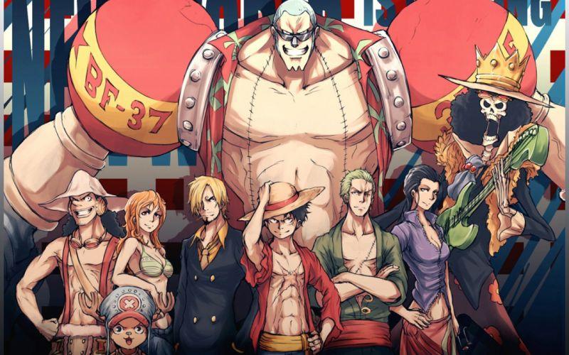 One Piece (3) wallpaper