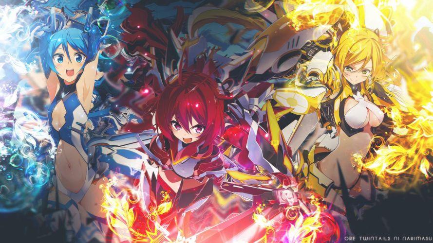 Ore Twintails Ni Narimasu (2) wallpaper