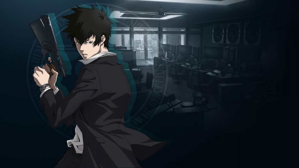 Psycho-Pass (2) wallpaper